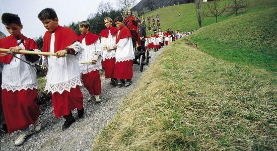 Wielkanocne zwyczaje w Austrii