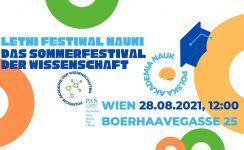 Letni Festiwal Nauki
