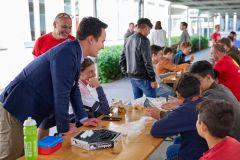 Lernförderung wird in den Wiener Summer City Camps groß geschrieben