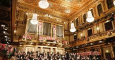 Koncert Noworoczny Filharmoników Wiedeńskich 2021