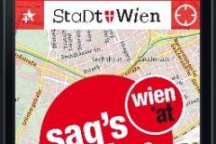 """""""Sag's Wien-App"""" weiter auf Erfolgskurs!"""