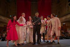 Ausstrahlung von Don Giovanni am 22. August 2021 auf ORF III