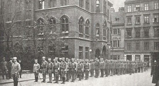 Wiedeńskie kompanie Legionów Polskich