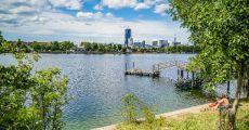 Sommer in Wien 2020: Badegenuss in den Naturgewässern der Millionenstadt zum Nulltarif