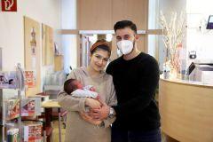 Wiener WIGEV-Neujahrsbaby heißt Ilyas