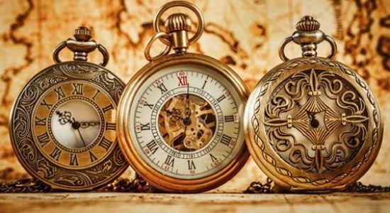O czasie – rozmyślania pod koniec roku