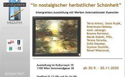 Galerie Meduna: In nostalgischer herbstlicher Schönheit