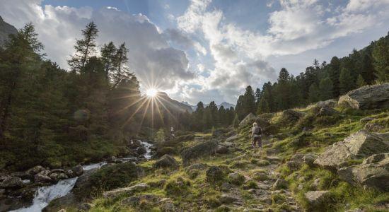 Magiczne parki narodowe w Austrii