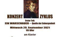 Chopin w Starym Ratuszu