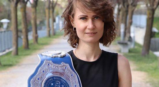 Najważniejsza walka mistrzyni