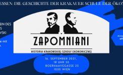 """Pokaz filmu """"Zapomniani. Historia krakowskiej szkoły ekonomicznej"""""""