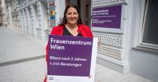Das Stadt Wien Frauenzentrum ist eine wichtige Anlaufstelle für die Wienerinnen