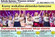 Szkoła Śpiewu Passion Artists