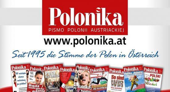 """Punkty sprzedaży pisma """"Polonika"""""""