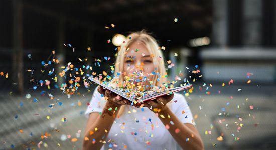 """Akcja """"Podaruj innym radość czytania"""" 2021"""